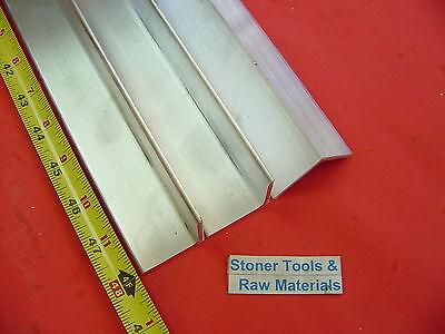 3 Pieces 1-12x 1-12x 18 Aluminum 6061 Angle Bar 48 Long T6 Mill Stock