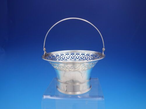 Pierced Border by Tiffany & Co. Sterling Silver Candy Dish #18269B (#4095)