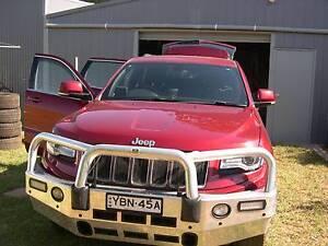 jeep grand cherokee Temora Temora Area Preview