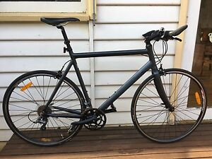 Reid Osprey Flat bar road bike, XL Highett Bayside Area Preview
