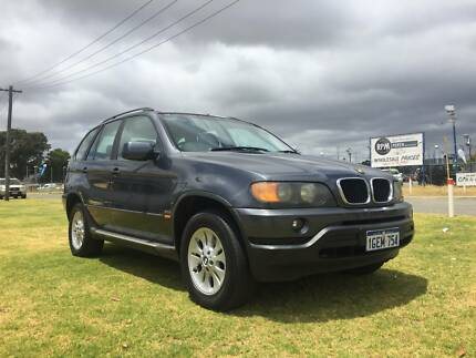 BMW X5 Automatic 3.0 Turbo Diesel St James Victoria Park Area Preview