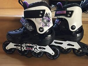 Roller-blade fille -Fusion 84