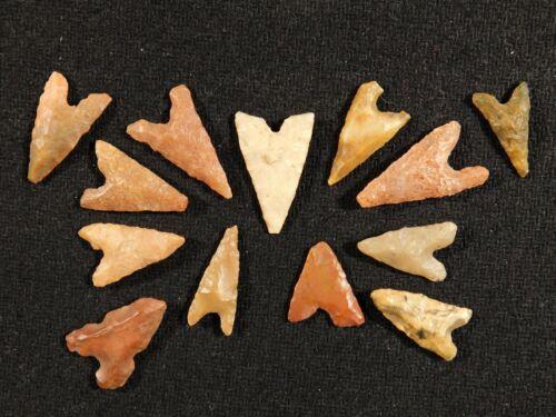 A Big Lot of Ancient North African Tidikelt Arrowhead s 5.43