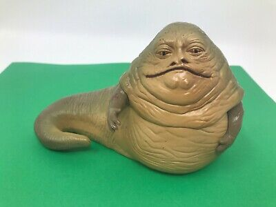 """Star Wars Disney Store Exclusives-JABBA THE HUTT-5""""-Non Articulated Figure-Loose"""