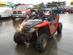 2014 arctic-cat Wildcat Trail 4X4 Side By Side ATV