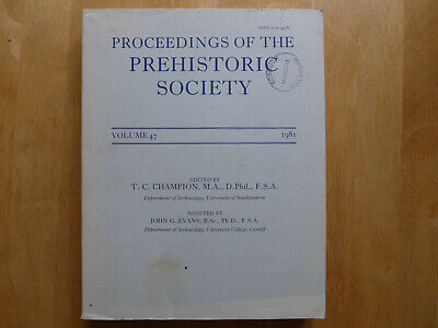 Proceedings Of The Prehistoric Society 1981