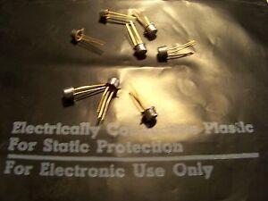 10 x 2 N 2369 A transistor FAIRCHILD NUOVO SPEDIZIONE MULTIPLE - Italia - 10 x 2 N 2369 A transistor FAIRCHILD NUOVO SPEDIZIONE MULTIPLE - Italia