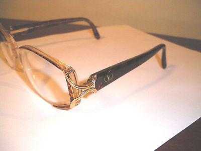 Original Vintage VALENTINO V181 424 57/17  Vintage 90's Glasses Made in Italy