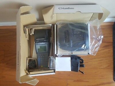 Linkpoint International Lp9000 Wireless Credit Card Pos Terminal W Cradle - New