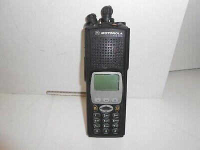 Motorola Xts5000 Model Iii 7800 Mhz P25 Smartzone Radio Fire Police Wfpp
