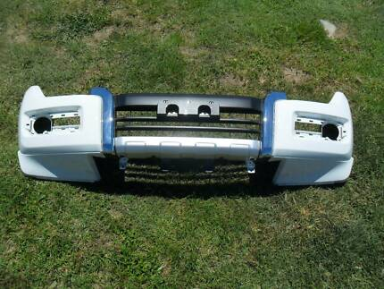 Genuine Mitsubishi NX Pajero 9/14 - On Front Bumper. Off New Car
