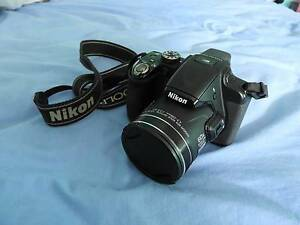 Nikon P600 Super Zoom Camera Burra Queanbeyan Area Preview