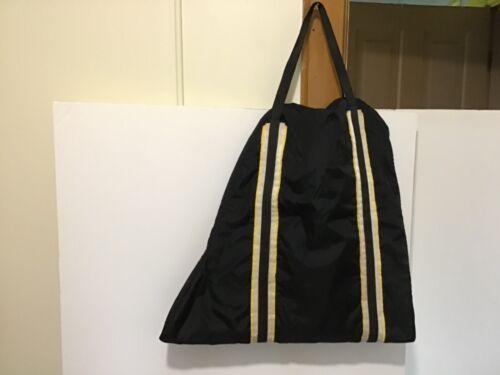 """English Dressage Saddle 56"""" x 27"""" Fleece Lined Carry Bag w/Handles NICE!  #IB"""
