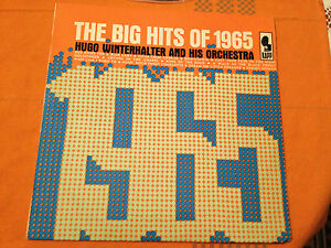 THE-BIG-HITS-OF-1965-Hugo-Winterhalter-Orchestra-1965-Aus-Lp-MONO-EX-NM
