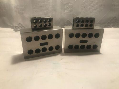 Precision Ground 1-2-3 Blocks Set 1