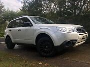 2011 Subaru Forester Wagon Berkeley Vale Wyong Area Preview