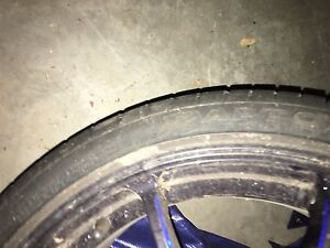 Konig Main-Line Illusion w Basically Brand New Tires
