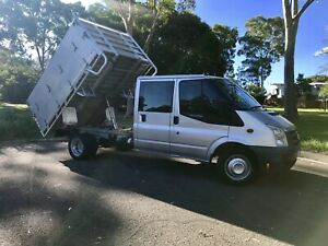 $10 per hour - Tipper Ute for RENT
