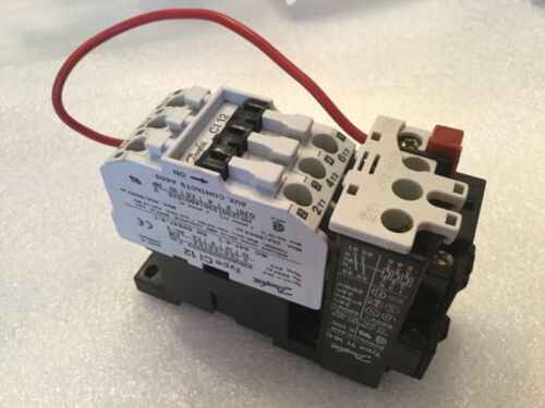 Danfoss Overload Relay Type TI 16C & Contactor Type CI 12 24V 20A