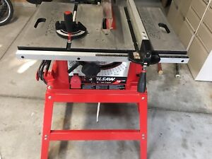 Skill 10' table saw - very good condition