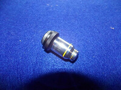 Wild Heerbrugg Fluotar Hi 50x1.0  117780 Microscope Objective