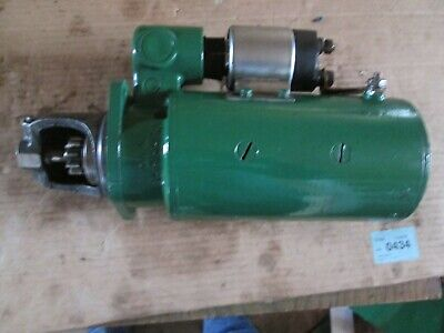 Oliver Tractor 1750175518551950t1955 Starter Good Working Starter