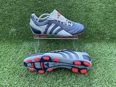 Adidas Predator Pulse Football Boots [2004 Extremely Rare] FG UK Size 10