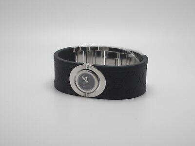 GUCCI Women's 112 Twirl Black Watch