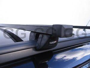Roof Rack Rail Bars Vauxhall Zafira 2007 Onwards With