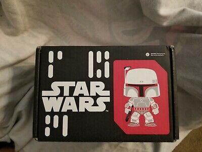 Funko Star Wars Smuggler's Bounty Box Bounty Hunter (size M)