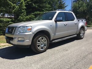 Ford Explorer Sport-Trac Limited