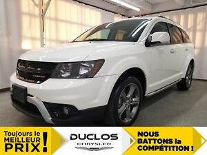 2018 Dodge Journey Crossroad*BLUETOOTH*BANCS/VOLANT CHAUFF*AWD*