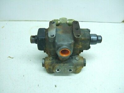 Nos Case Rear Steering Valve A76334 2470 2670 Nos