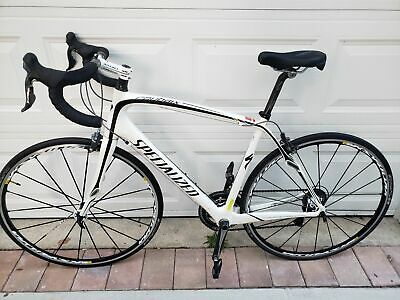 Specialized Roubaix Expert 56cm- Carbon- Shimano DuraAce - Mavic wheels