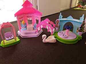 Little People Disney Princess Garden Play Set Burleigh Waters Gold Coast South Preview