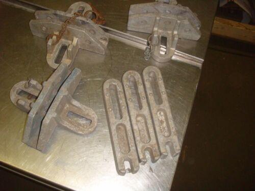 LOT OF 10  Sherman Reilly Block Cross arm mount BracketS