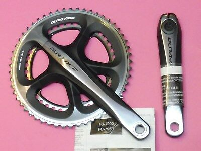 b14dc13591c Shimano Dura Ace 7900 cycle chainset 170 mm - 39.53 - NOS