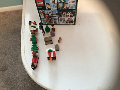 Lego 40262 Christmas train set