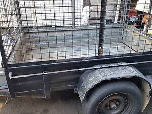 solid galvanize 6.5 X 5 trailer,, Hornsby Hornsby Area Preview