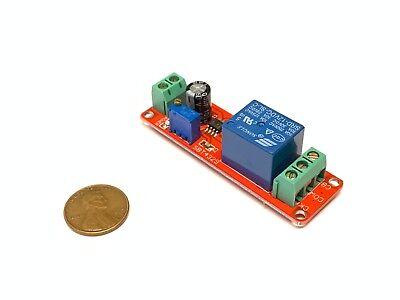 Ne555 Adjustable Timer Switch Delay Truck Car 12v Control Relay Module Sensor A