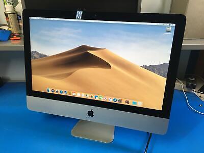 """Apple iMAC A1418 Late 2012 21.5"""" i5-3330 8GB 1TB+256GB Fusion Drive"""
