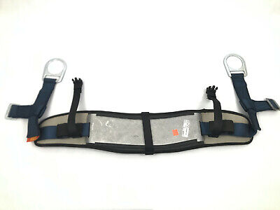New Dbi Sala Safety Seat Sling Swing Exofit Tower Climbing Harness Size Small