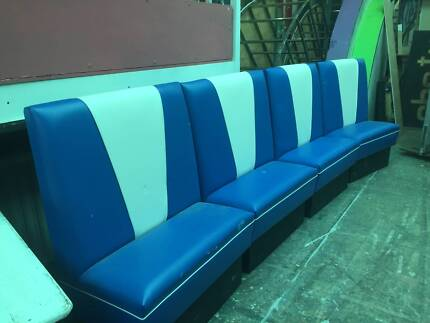 Retro Cafe Seats (ONLY TWO LEFT)
