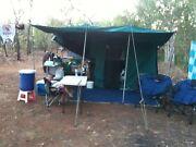Camper trailer Huntfield Heights Morphett Vale Area Preview