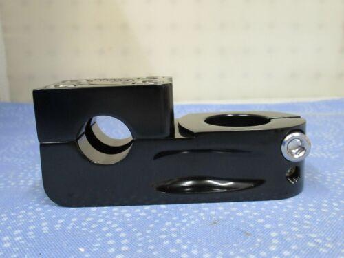 "SE Racing BMX Narler Black Stem 1-1/8"" Threadless Rise 27.5mm Reach 55mm - New"