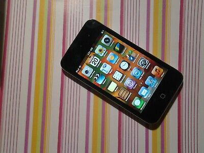 Apple iPod Touch 4th Generation Black (8