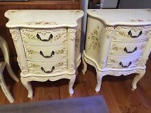 French provincial Vintage bedroom set Christies Beach Morphett Vale Area Preview