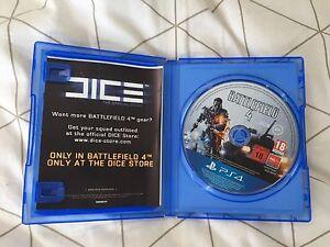 Battlefield 4 PS4 Game Bracken Ridge Brisbane North East Preview