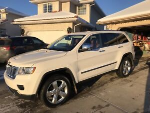 2012 JEEP GRAND CHEROKEE OVERLANDER IMMACULATE
