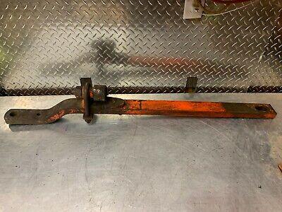 J I Case 830 Diesel Tractor Drawbar Swing Draw Bar Hitch